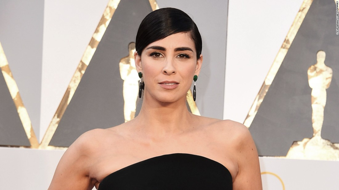 Life lessons from Sarah Silverman on depression, body image and more